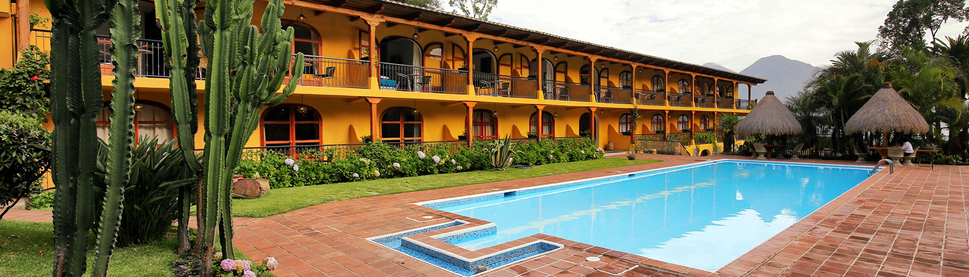 Hotel Villa Maya Flores